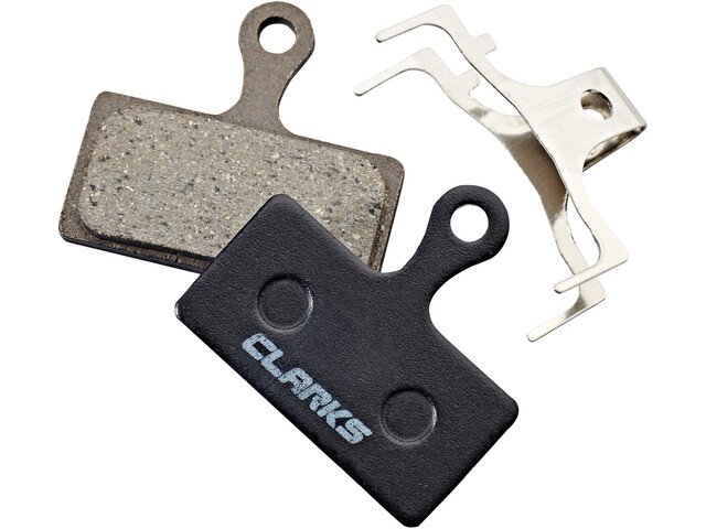 Clarks Disc Pads Organic for Shimano XTR/XT/SLX/Deore/Alfine